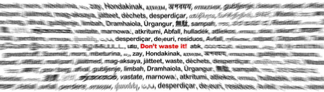 Don't waste it! – Hírek a hulladék világából