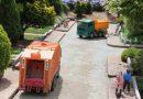 A tolatás csökkentésének lehetőségét vizsgálták kukásautóknál