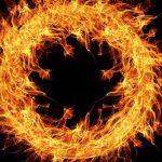Hatalmas szemétbálák égnek Győrben a sashegyi szeméttelepen