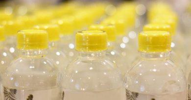 Trendi flaska a PET-palackok kiváltására